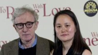 El caso Woody Allen