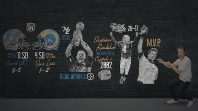 Previa ilustrada del Super Bowl LIII: Rams vs. Patriots, entre récords y dinastías por consagrar