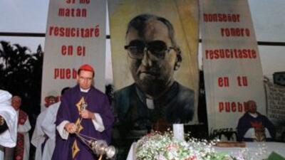 Salvadoreños conmemorarán asesinato de arzobispo Romero
