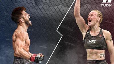 ¿Hombres vs. mujeres en UFC? Cejudo reta a Valentina Shevchenko