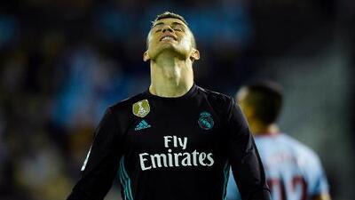 Celta le roba la alegría al Real Madrid y Bale