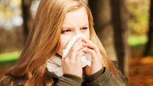 Cinco enfermedades comunes en el otoño: conoce los síntomas y cómo puedes combatirlas