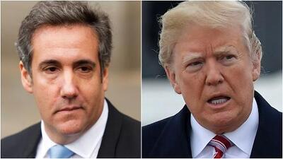¿Abogado Michael Cohen revelaría los secretos financieros de Trump si enfrenta una acusación formal?