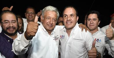 Morena gana en 4 de 8 gubernaturas, según encuestas de boca de urna