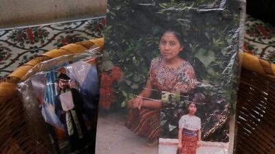 Familia de la guatemalteca abatida por un agente en Texas planea demandar a la Patrulla Fronteriza