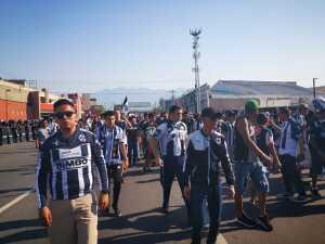 ¡Ilusionados con la Final! Los aficionados de Rayados confían en eliminar a Tigres