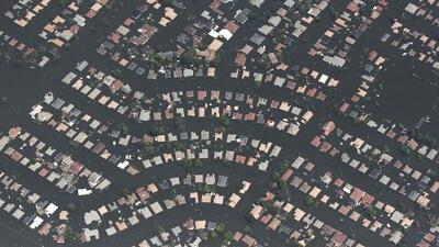 Los ciclones y huracanes que hicieron historia por su devastador azote y las vidas que cobraron en EEUU