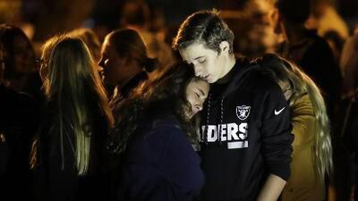 En medio de la balacera en su escuela, estudiantes salvaron a compañeros que estaban heridos