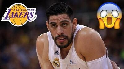 ¿Por qué Gustavo Ayón está cerca de dejar al Real Madrid para llegar a los Lakers?