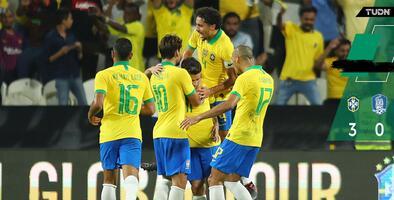 Brasil vence y convence ante Corea del Sur