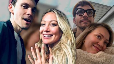 """""""Me pidió que fuera su esposa"""": Hilary Duff se compromete con Matthew Koma y así fue como se lo propuso"""