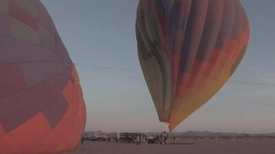 Explorando Arizona: contempla la belleza de Arizona desde un globo aerostático