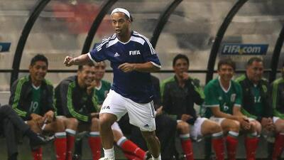 Rafa, Ronaldinho, Iniesta y CR7 entre los favoritos de la Liga MX