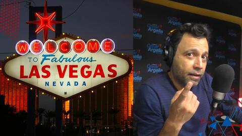 Omar recordó sus aventuras en Las Vegas cuando era joven