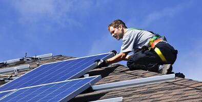 Así es como Trump podría socavar el boom de la energía solar de EEUU