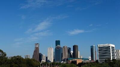 Temperaturas cálidas y sin posibilidad de precipitaciones, el pronóstico para este miércoles en Houston