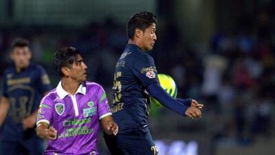 Pumas busca en Chiapas su pase a cuartos de final de la Copa MX