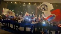 ¡Por la remontada! Fans de Cruz Azul armaron 'serenata' de apoyo