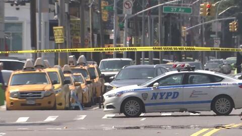 Arrestan a un adolescente señalado de balear mortalmente a un padre de familia en Nueva York