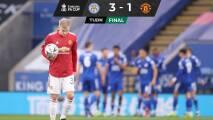 Leicester eliminó al United y se metió a Semifinales de la FA Cup