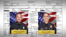 Accidente de carro podría estar entre las causas de la suspensión de dos oficiales de la policía de Miami