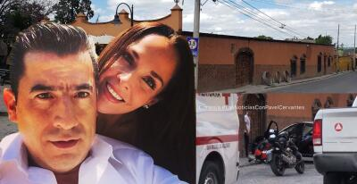 La escena del crimen en fotos: el asesinato de Isaías Gómez, la pareja de Sharis Cid