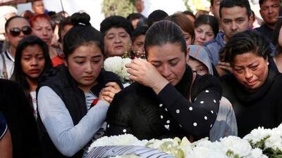 Suben a 115 los fallecidos por la explosión de oleoducto en México