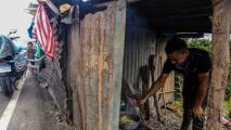 La crisis humanitaria en Centroamérica por el huracán Iota aumenta con el paso de los días