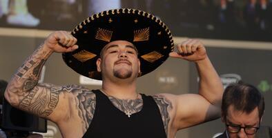 Andy Ruiz ya tiene fecha para regresar al ring este mismo año