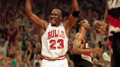La NBA se pronunció: el mejor de todos los tiempos es Michael Jordan