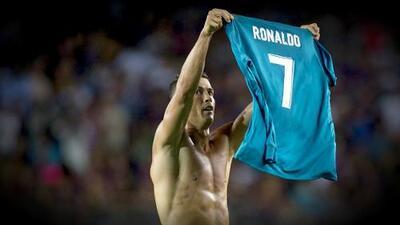 Con CR7 de héroe a villano, Real Madrid fue mucho más que el Barcelona