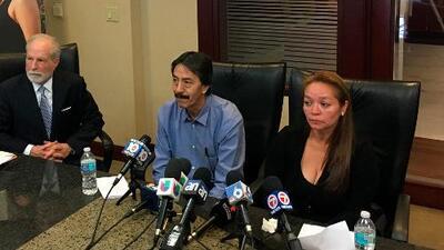 """""""Todavía me parece que es una pesadilla"""": Hablan los padres de la estudiante que murió tras el colapso de un puente en Miami"""
