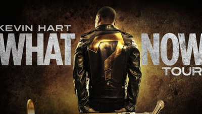 """KEVIN HART """"WHAT NOW"""" TOUR!"""