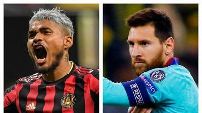 Leo Messi y sus goles se interponen en el camino de Josef Martínez a un récord mundial