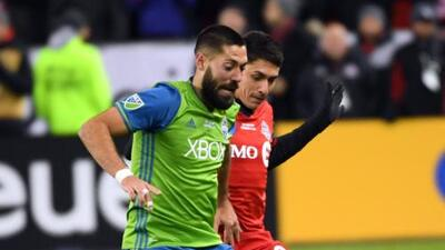 Toronto vs. Seattle: las dos últimas finales de la MLS Cup se reeditan el miércoles en BMO Field