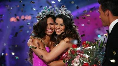 Marisela Demontecristo se convirtió en la séptima reina de Nuestra Belleza Latina