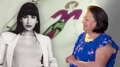El gran tesoro de 'fotos y recuerdos' que guarda de Selena la mujer que compartió su pasión por la moda
