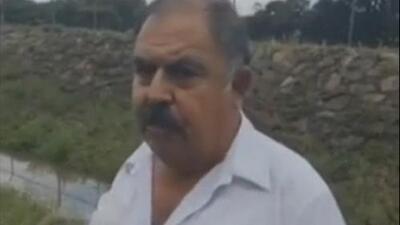 """Sobreviviente del accidente de Aeroméxico: """"No alcanzó a despegar, hubo una corriente muy fuerte"""""""