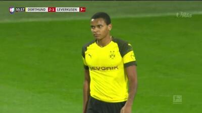 Tiro de esquina para Borussia Dortmund