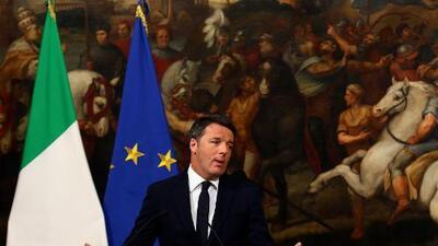 Por qué el 'no' del referendo en Italia no es ni Trump ni el Brexit