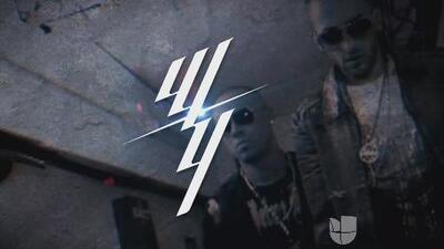 Wisin & Yandel regresan oficialmente al escenario y en #PLN30 recibieron homenaje a su trayectoria
