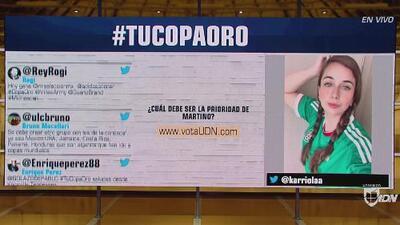 #TuCopaOro ¡Envíanos tus fotos disfrutando de la Copa Oro y nosotros las publicamos!