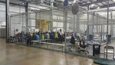 Las 'jaulas' de la inmoralidad migratoria