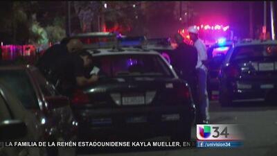 Los Angeles en alerta táctica por balaceras