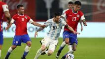 La Argentina de Lionel Messi ya definió alineación para enfrentar a Chile