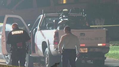 Persecución en el noroeste de Houston termina en tiroteo que deja una persona herida