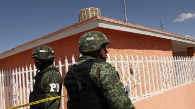 Extraditan a EEUU al 'Jaguar', el violento lugarteniente de 'El Chapo' en Ciudad Juárez