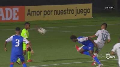 ¡Álvarez anota el 1-0 para México Sub-17!