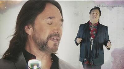 """Juan Gabriel y Marco Antonio Solís cantan """"Se Me Olvido Otra Vez"""""""
