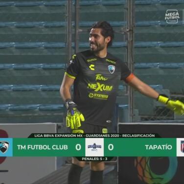 ¡Se define en los penaltis! Tampico Madero elimina al Tapatío